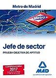 Jefe de Sector del Metro de Madrid. Prueba objetiva de aptitud