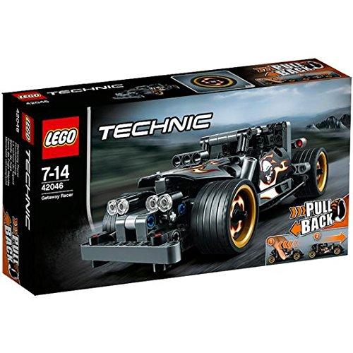 LEGO Technic 42046: Getaway Racer Mixed by LEGO