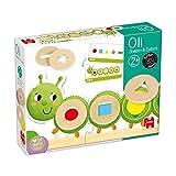 Goula, Oli shapes & color, Juguete educativo de habilidad mental para aprender formas y colores para niños a partir de 2 años