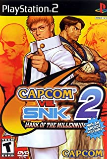 game snk vs capcom