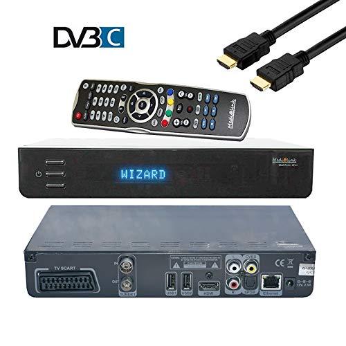 He@d - Medi @ link negro panther receptor digital hdtv cable usb 2.0 ethernet / lan 1x