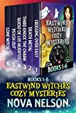 Eastwind Witches Cozy Mysteries: Books 1-6: Paranormal Cozy Mystery Box Set (Kindle Edition)