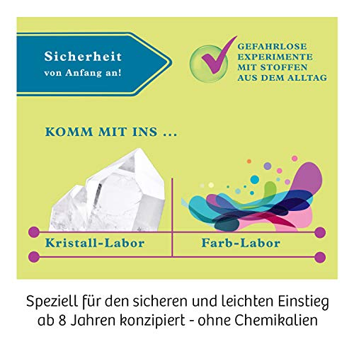 Chemiekasten für Kinder von KOSMOS - 9