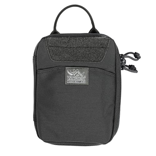 VANQUEST EDCM-Slim 2.0 Maximizer (Every-Day-Carry-Maximizer) (Black)
