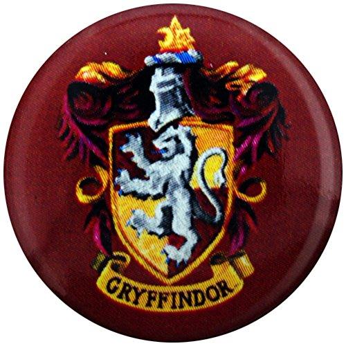 Harry Potter Pin Abzeichen Button Brosche Gryffindor Haus Schule Wappen