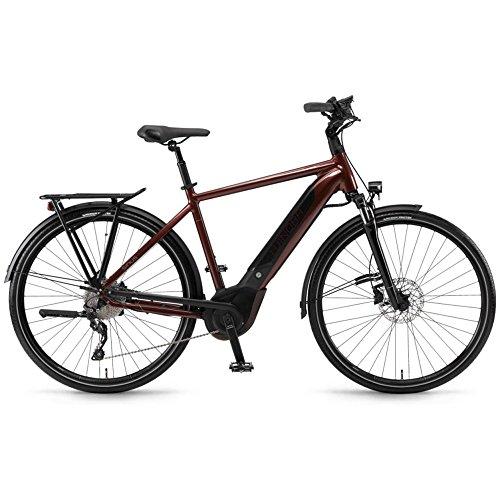 Winora Sinus i10 500 Pedelec E-Bike Trekking Fahrrad rot 2019: Größe: 56cm