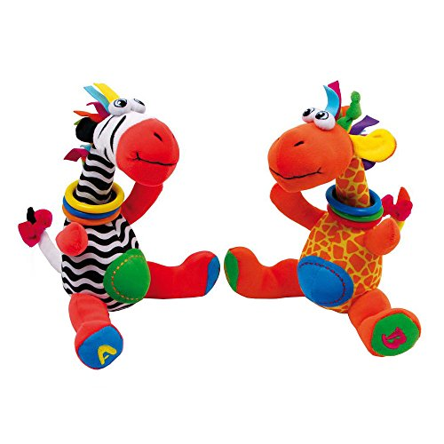 Small foot company - 5561 - Peluche - Jimmy & Cleo