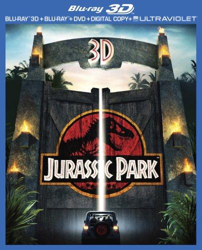 Jurassic Park 3D [Blu-ray]