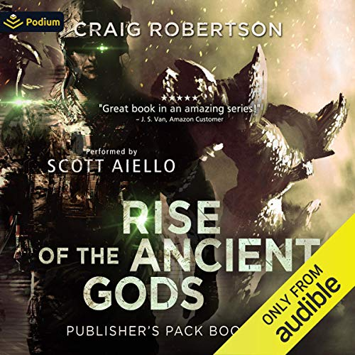 Rise of the Ancient Gods: Publisher's Pack 2 cover art