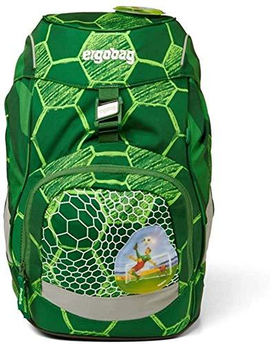 ergobag School Backpack Single, EBA-SIN-001-9Y7, strikebear, einheitsgröße