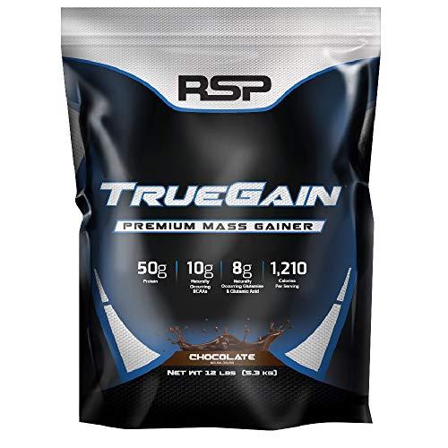 Rsp Nutrition TrueGain Mass Gainer, 5450 g