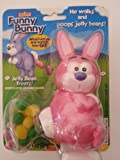 Funny Bunny Jelly Bean Dispenser - Colors Vary