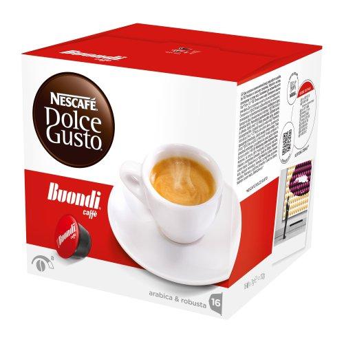 Dolce Gusto Espresso Buondi, 16 capsules