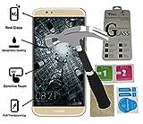 Evess Protector Pantalla Cristal Vidrio Templado Huawei G8 con Adhesivos para centrar el cristal mas otro para eliminar motas o restos despues de su limpieza.NOVEDAD Y INSTALACION PERFECTA.