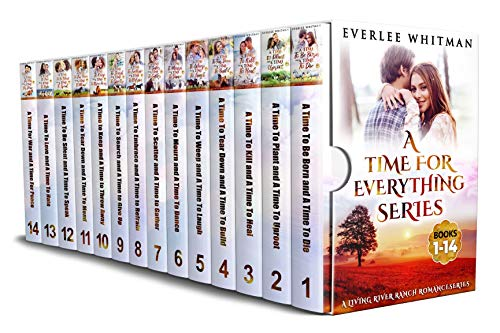 A Time For Everything Series: Books 1-14 (English Edition)