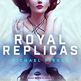 Royal Replicas audiobook cover art