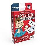 Ducale, le jeu français- Cartatoto Multiplications-Jeu de Cartes éducatif-Apprendre à Compter, 10006519
