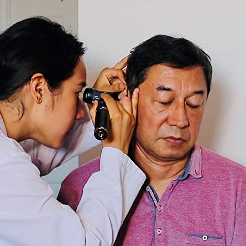 Real Person Binaural Ear Exam, Hearing Test and Ear Cleaning Pt.4