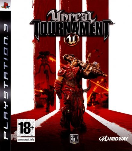 Midway Unreal Tournament 3, PS3 - Juego (PS3, PlayStation 3)