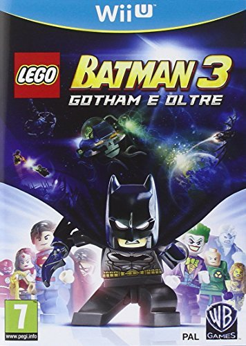 GIOCO WIIU LEGO BATMAN 3 by Warner Bros