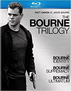 The Bourne Trilogy [US Import] [Blu-ray] (B001LPWGE6) | Amazon price tracker / tracking, Amazon price history charts, Amazon price watches, Amazon price drop alerts
