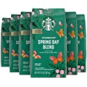 6-Pack Starbucks Spring Day Blend Ground Coffee
