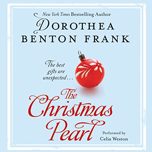 The Christmas Pearl audiobook cover art