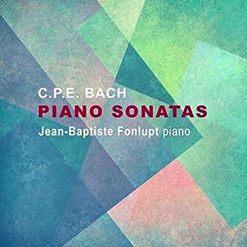 Carl Philipp Emanuel Bach: Piano Sonatas