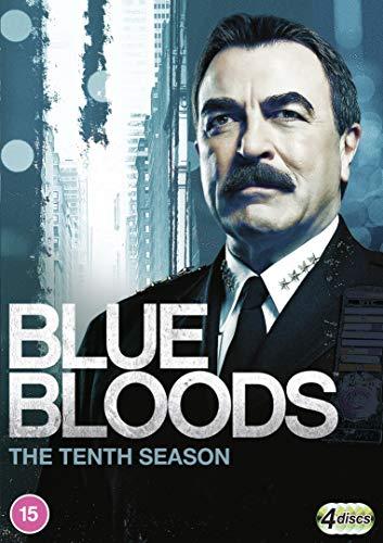 Blue Bloods - Season 10 [4 DVDs] [UK Import]