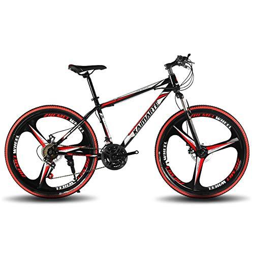 26 Inches, 21/24/27 Speed, Volwassene Mountain Bike, variabele snelheid Student Fiets, Gift van de Verjaardag,3,27