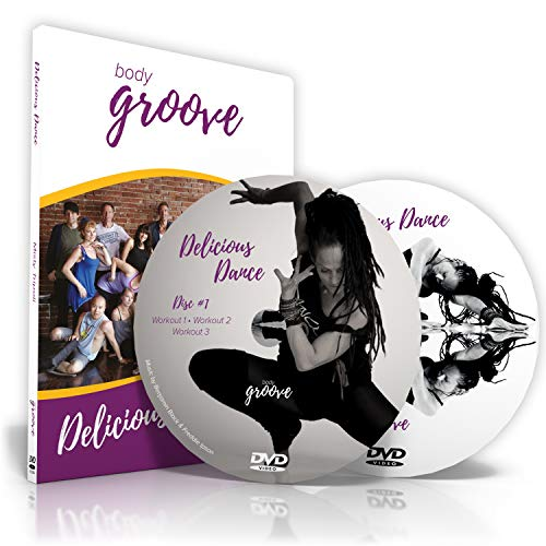 Body Groove Delicious Dance DVD ...