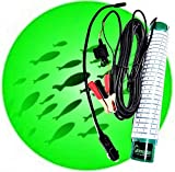 Green Underwater Fishing LED Light 15000 Lumens 12 Volt Night Fish Attracting Saltwater IP68...