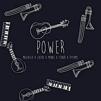 POWER - Black Cover