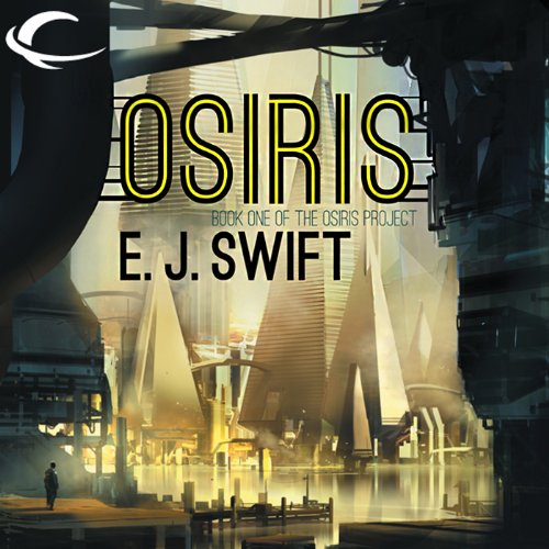 Osiris audiobook cover art