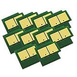 V-MAXZONE Reemplazo de Chip de Impresora, reemplazo de Chip de reinicio de tóner para Recarga de Xerox Phaser 3635MFP (Rusia) (108R00796) (Paquete de 10)
