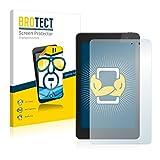 BROTECT Schutzfolie kompatibel mit Dell Venue 8 Pro (2 Stück) klare Bildschirmschutz-Folie