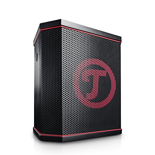 Teufel ROCKSTER AIR Schwarz Streaming Bluetooth Wireless Musik BT WiFi