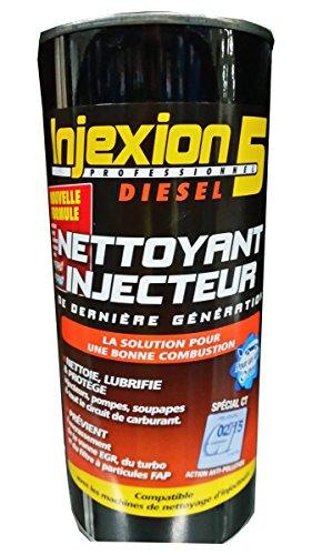 METAL 5 Nettoyant injecteurs Diesel, Professionnel Injexion5 830ml