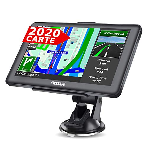 7 Pouce à Ecran Tactile Système de Navigation avec 48...