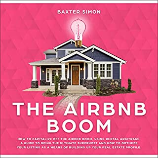 The AirBnb Boom cover art