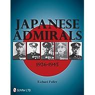 Japanese Admirals 1926-1945