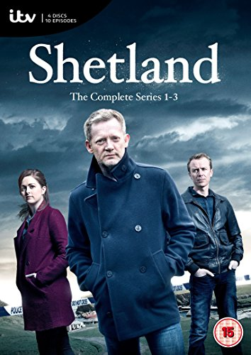 Shetland: The Complete Series 1-3 [4 DVDs] [UK Import]