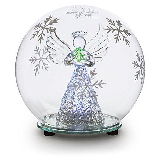 Dawhud Direct Glass Color Changing LED Angel Globe