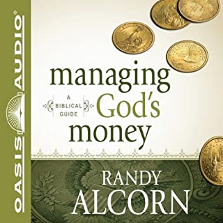 Managing God's Money cover art