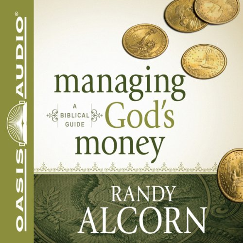 Managing God's Money Titelbild