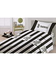 Juventus Juego completo de sábanas de algodón, producto oficial de la Juve