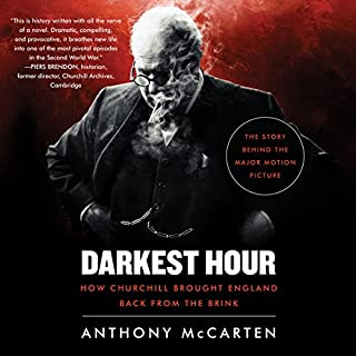 Darkest Hour audiobook cover art