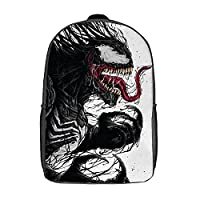 Venom バックパック リュック 男女兼用 大容量 多機能 リュックサック 旅行 通勤 通学 PC収納 高耐久性
