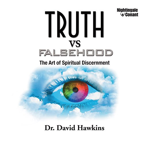 Truths vs. Falsehood audiobook cover art
