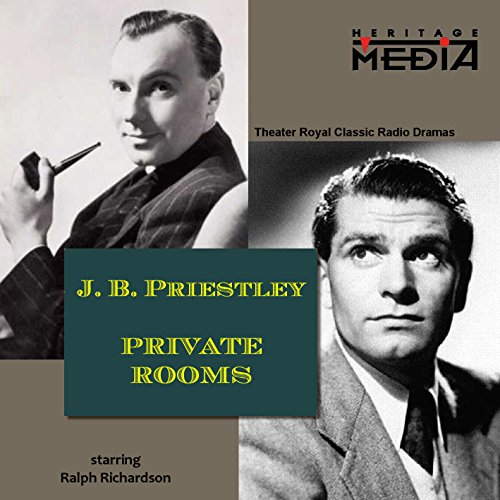 Private Rooms cover art